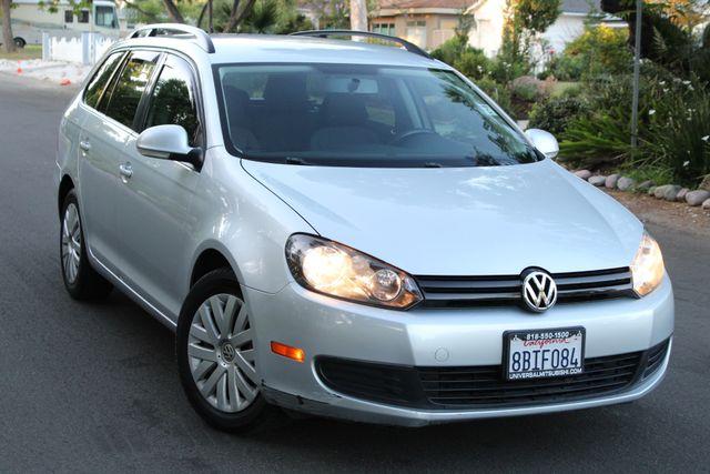 2013 Volkswagen JETTA S WAGON 77K MLS SERVICE RECORDS in Van Nuys, CA 91406