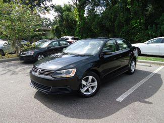 2013 Volkswagen Jetta TDI w/Premium SEFFNER, Florida 5