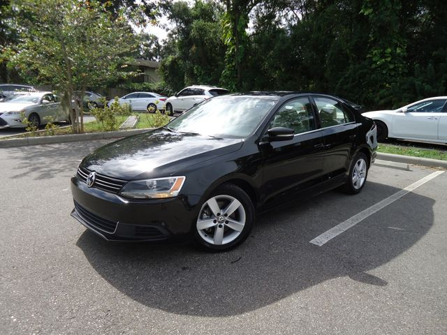 2013 Volkswagen Jetta TDI SEFFNER, Florida 4