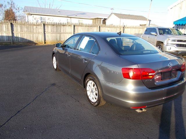 2013 Volkswagen Jetta SE w/Convenience Shelbyville, TN 4