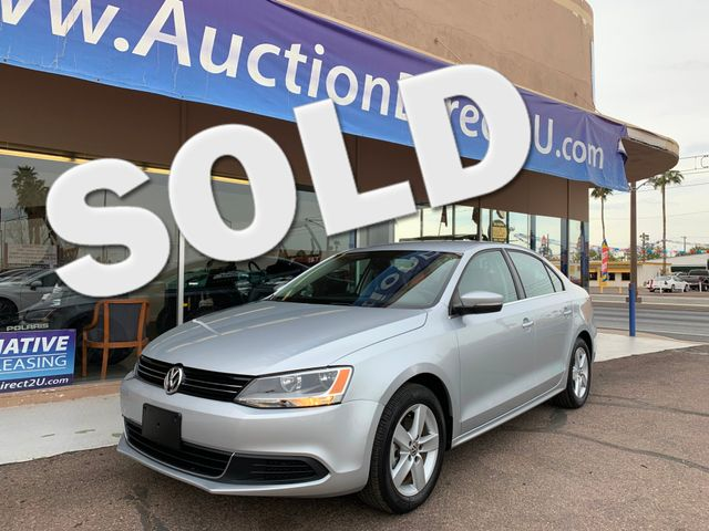 2013 Volkswagen Jetta TDI 3 MONTH/3,000 MILE NATIONAL POWERTRAIN WARRANTY Mesa, Arizona