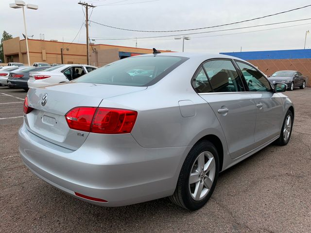 2013 Volkswagen Jetta TDI 3 MONTH/3,000 MILE NATIONAL POWERTRAIN WARRANTY Mesa, Arizona 4