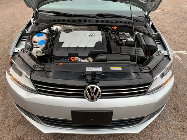 2013 Volkswagen Jetta TDI 3 MONTH/3,000 MILE NATIONAL POWERTRAIN WARRANTY Mesa, Arizona 8