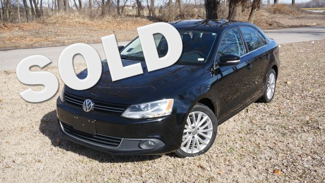 2013 Volkswagen Jetta TDI w/Premium/Nav Valley Park, Missouri