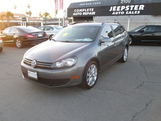 2013 Volkswagen Jetta Wagon TDI w/Sunroof in Costa Mesa California, 92627