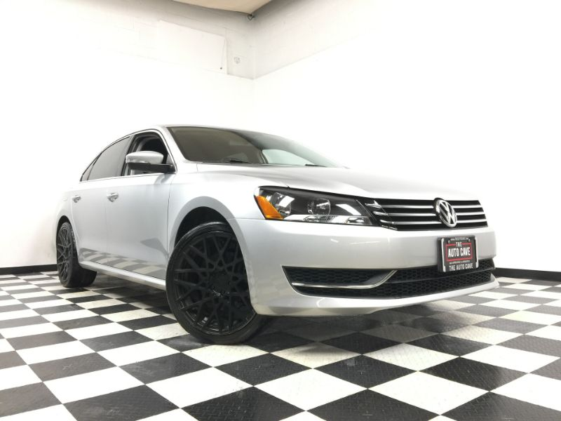 2013 Volkswagen Passat *Get Approved NOW*   The Auto Cave in Addison