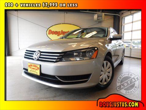 2013 Volkswagen Passat S in Airport Motor Mile ( Metro Knoxville ), TN