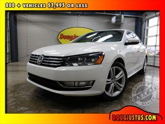 2013 Volkswagen Passat TDI SE w/Sunroof &38; Nav in Airport Motor Mile ( Metro Knoxville ), TN 37777