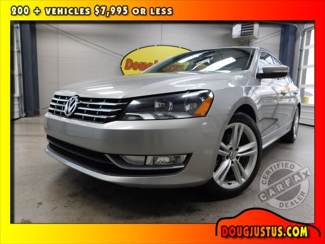 2013 Volkswagen Passat TDI SEL Premium in Airport Motor Mile ( Metro Knoxville ), TN 37777