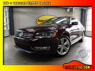2013 Volkswagen Passat TDI SE w/Sunroof &38; Nav in Airport Motor Mile ( Metro Knoxville ), TN 37777