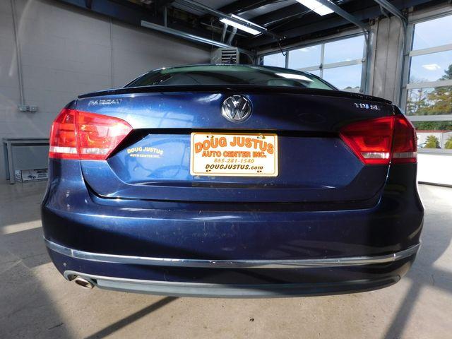 2013 Volkswagen Passat TDI SE w/Sunroof Nav in Airport Motor Mile ( Metro Knoxville ), TN 37777
