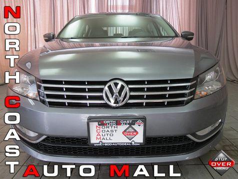 2013 Volkswagen Passat TDI SE w/Sunroof & Nav in Akron, OH