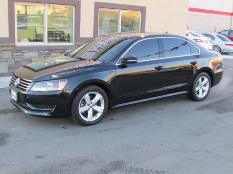 2013 Volkswagen Passat SE w/Sunroof in , Utah