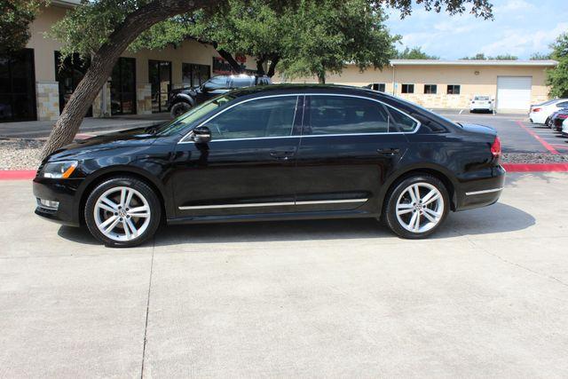 2013 Volkswagen Passat TDI SEL Premium Austin , Texas 7