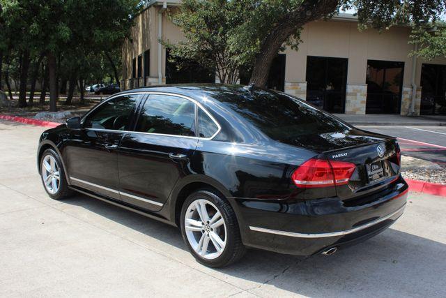 2013 Volkswagen Passat TDI SEL Premium Austin , Texas 6