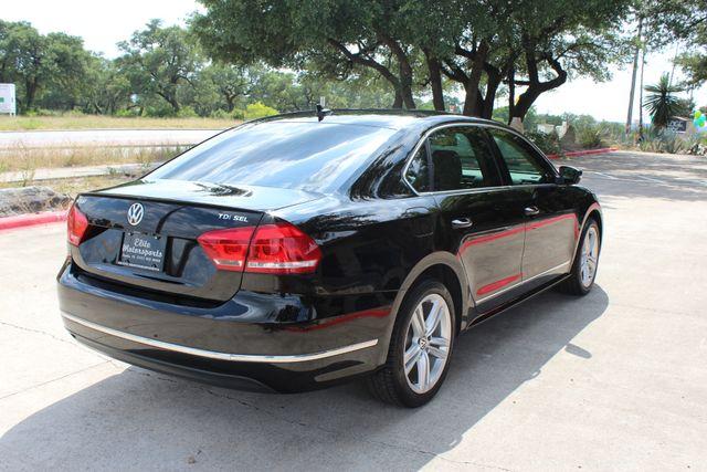 2013 Volkswagen Passat TDI SEL Premium Austin , Texas 4