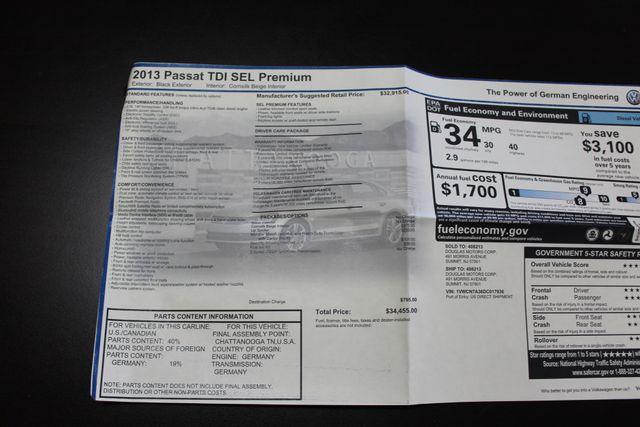2013 Volkswagen Passat TDI SEL Premium Austin , Texas 21