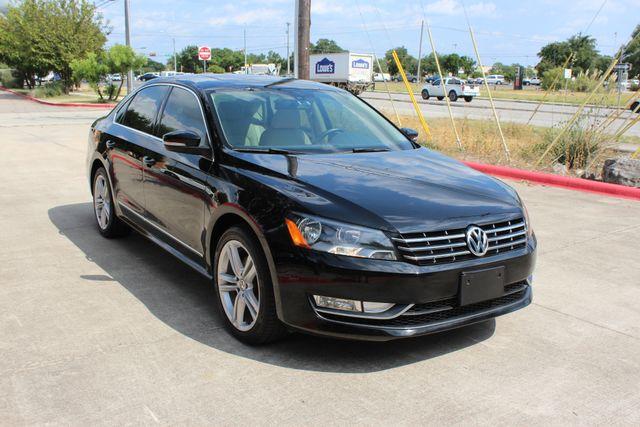 2013 Volkswagen Passat TDI SEL Premium Austin , Texas 3