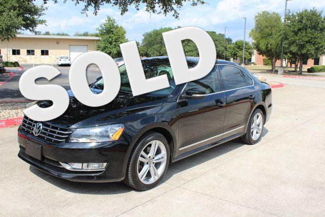 2013 Volkswagen Passat TDI SEL Premium Austin , Texas