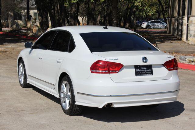 2013 Volkswagen Passat TDI SEL Premium in Austin, Texas 78726