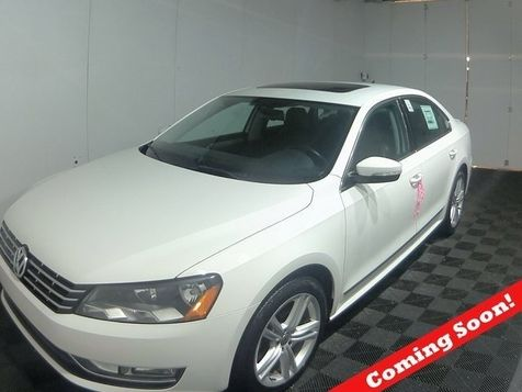 2013 Volkswagen Passat TDI SE w/Sunroof & Nav in Bedford, Ohio