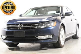 2013 Volkswagen Passat TDI SE w/Sunroof &38; Nav in Branford, CT 06405