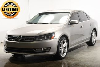 2013 Volkswagen Passat TDI SE w/Sunroof & Nav in Branford, CT 06405