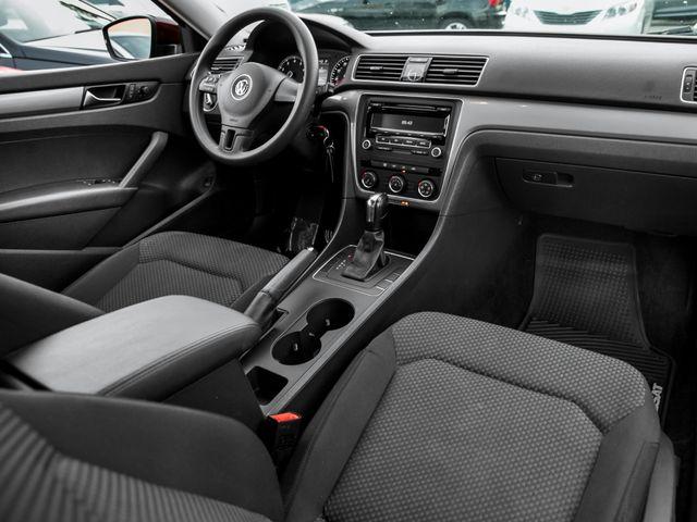 2013 Volkswagen Passat S Burbank, CA 11