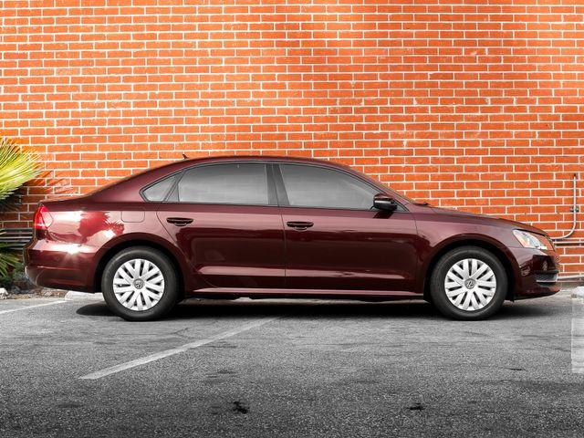 2013 Volkswagen Passat S Burbank, CA 4