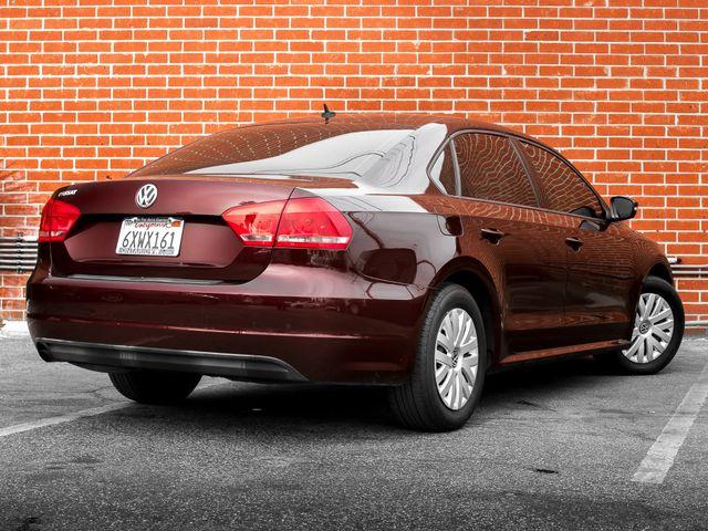 2013 Volkswagen Passat S Burbank, CA 6