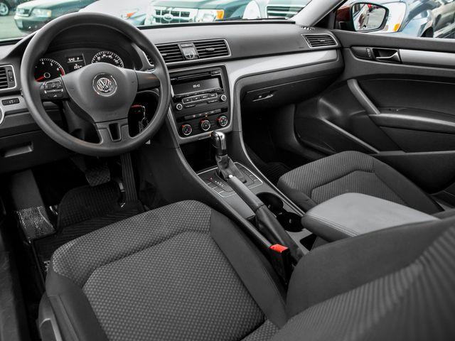 2013 Volkswagen Passat S Burbank, CA 9