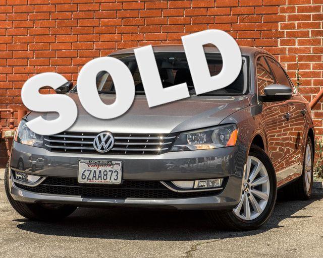 2013 Volkswagen Passat SEL Premium Burbank, CA