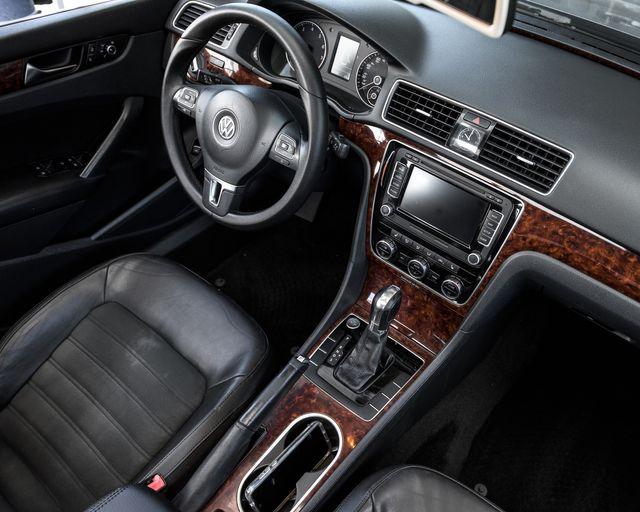 2013 Volkswagen Passat SEL Premium Burbank, CA 12