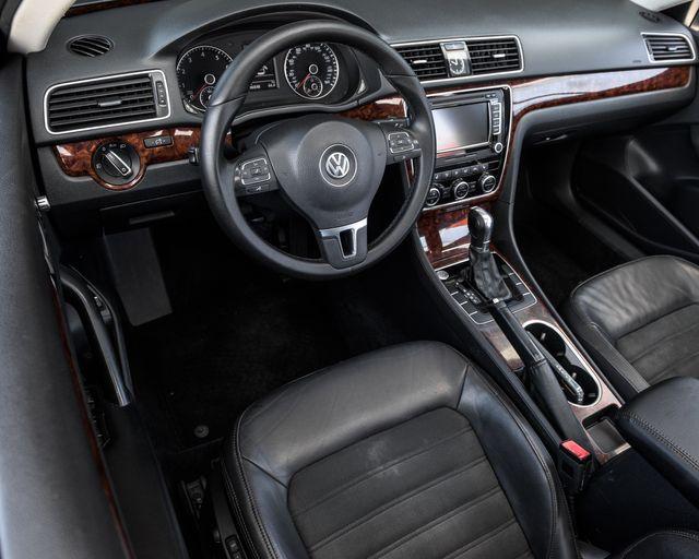 2013 Volkswagen Passat SEL Premium Burbank, CA 14