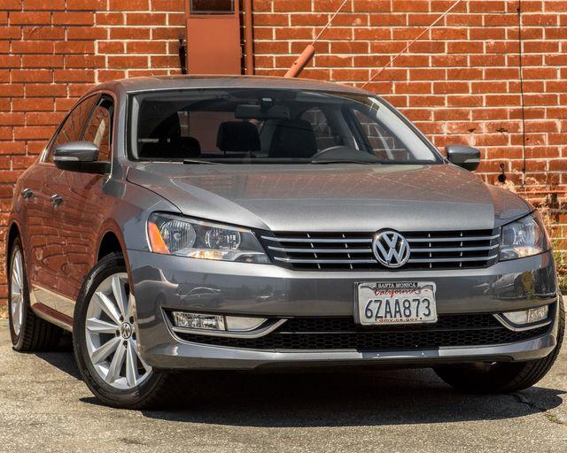 2013 Volkswagen Passat SEL Premium Burbank, CA 2
