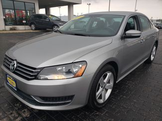 2013 Volkswagen Passat SE | Champaign, Illinois | The Auto Mall of Champaign in Champaign Illinois