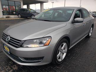 2013 Volkswagen Passat SE   Champaign, Illinois   The Auto Mall of Champaign in Champaign Illinois