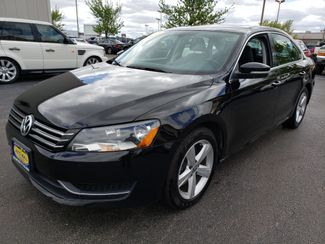 2013 Volkswagen Passat SE | Champaign, Illinois | The Auto Mall of Champaign in Champaign Illinois
