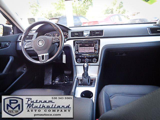 2013 Volkswagen Passat SE Chico, CA 11