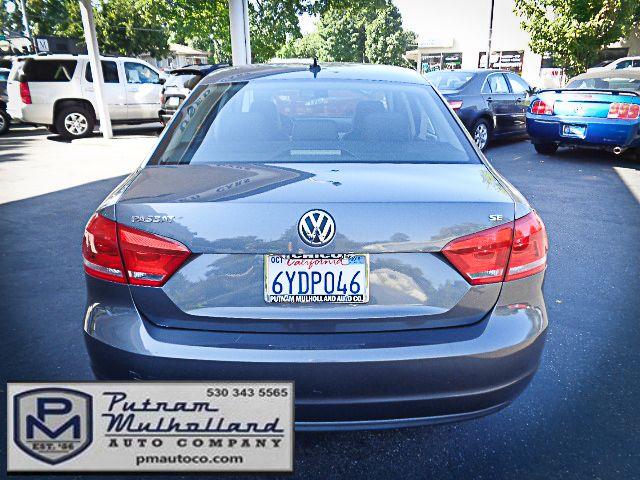 2013 Volkswagen Passat SE Chico, CA 5