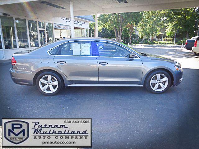 2013 Volkswagen Passat SE Chico, CA 7