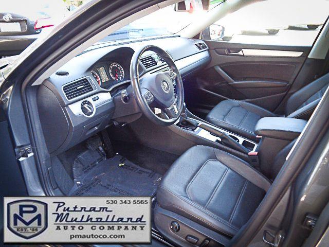 2013 Volkswagen Passat SE Chico, CA 8