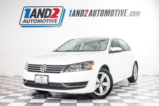 2013 Volkswagen Passat SE in Dallas TX