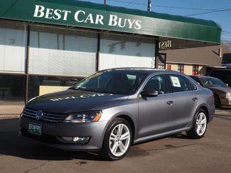 2013 Volkswagen Passat TDI SEL Premium in Englewood, CO 80113