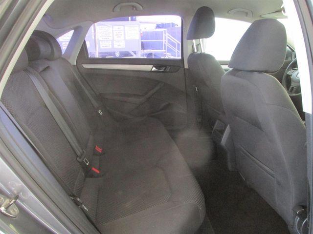 2013 Volkswagen Passat S w/Appearance Gardena, California 12