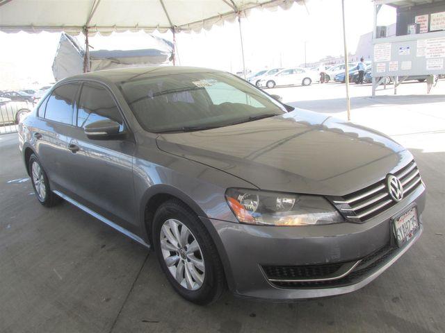 2013 Volkswagen Passat S w/Appearance Gardena, California 3