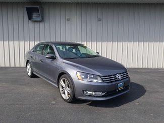2013 Volkswagen Passat TDI SEL Premium in Harrisonburg, VA 22802