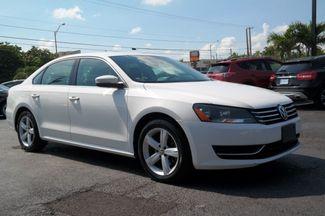2013 Volkswagen Passat SE Hialeah, Florida 2