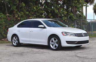 2013 Volkswagen Passat SE in Hollywood, Florida 33021
