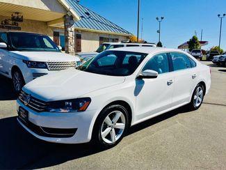 2013 Volkswagen Passat SE LINDON, UT 7